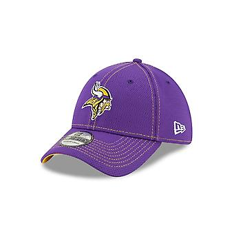 New Era Nfl Minnesota Vikings 2019 Sideline Road 39thirty Cap