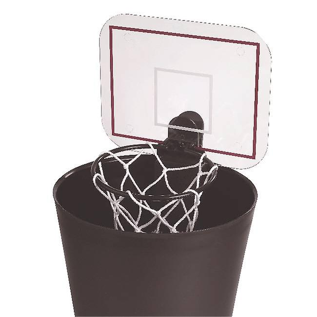 Basketball hoop with sound