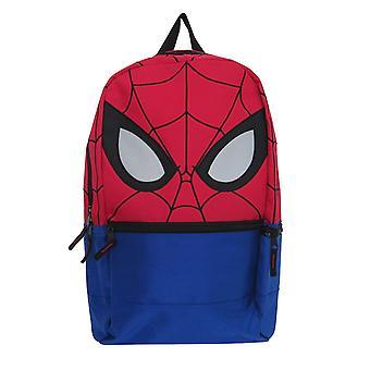 Spider-Man Big Face Laptop Zaino