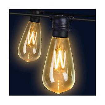 41M Led Festoon String Lights 40 Bulbs Kits St64