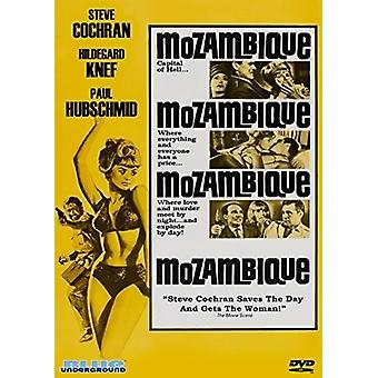 Mozambique [DVD] USA import