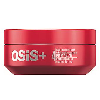 OSiS+ Mighty Matte  Ultra Strong Matte Cream , 85ml