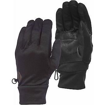 Rękawice technologiczne z wełny czarnej diamentowej