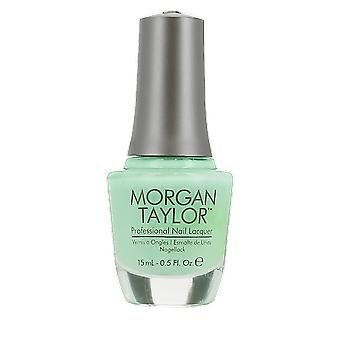 Morgan Taylor Mint Choc Chip Luxe Smooth Long Lasting Nail laque polonaise