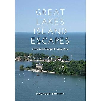 Île de Great Lakes évasions: Ferries et ponts d'aventure (tortue peinte)