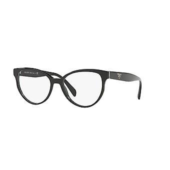 Prada VPR01U 1AB1O1 Black Glasses