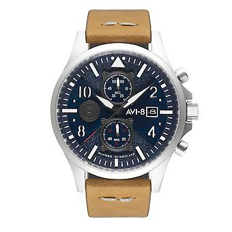 AVI-8 AV-4068-02 Hawker Hurricane Bulman Chronograph Montre-bracelet