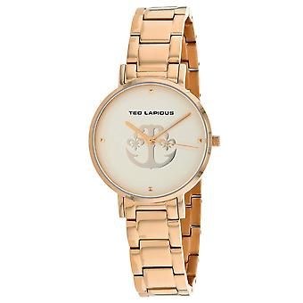 Ted Lapidus Women's Classic Rose gold Dial Watch - A0742URPX