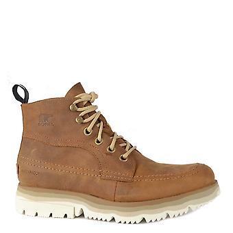 Sorel Men's Atlis Chukka Elk Waterproof Boot
