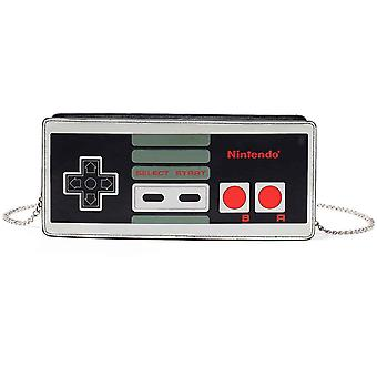 Nintendo Purse NES Controller new Official Retro Gamer Zip Around womens