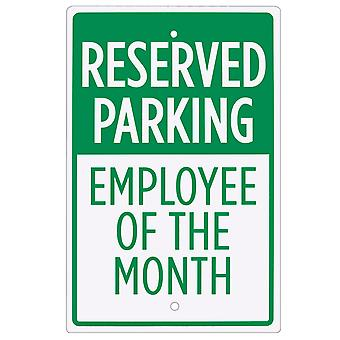 Reserved Parking - Employee of the Month Sign - 18