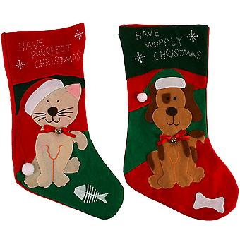 Christmas Pet Stocking