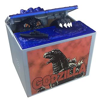 Mynt stjäla Godzilla Money bank