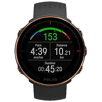 Polar | Vantage M | Herzfrequenz-Monitor | Schwarzer Gummi | M/LVantage 90080198 Uhr