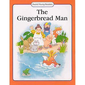 Gingerbread Man by Anna Award