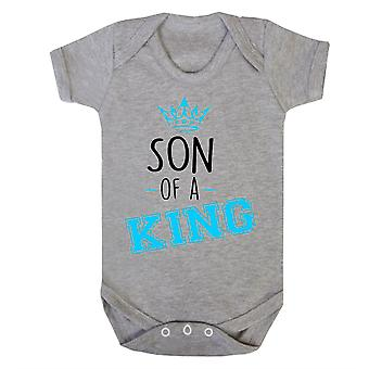 Son of a king babygrow