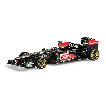Lotus E21 (Davide Valsecchi - Test Car 2013) Diecast Model Car