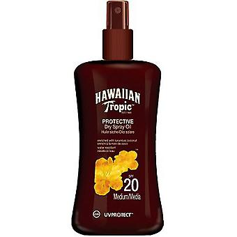 Hawaiian Tropic Spray Protector Seco Spf8 de 200 ml