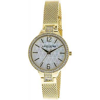 Lancaster watch watches jewel LPW00361 - watch jewel steel Dor woman