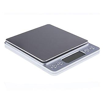 0.1g-3000g Digital LCD Kitchen Scale with Accurate Weight Precision