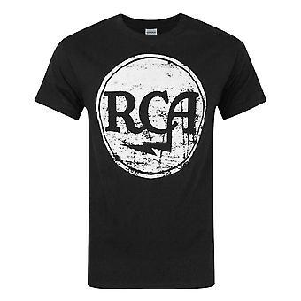RCA ロゴ メンズ&アポス T シャツ
