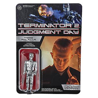 Terminator 2 T-1000 Climax Scene SDCC 2015 US ReAction Fig
