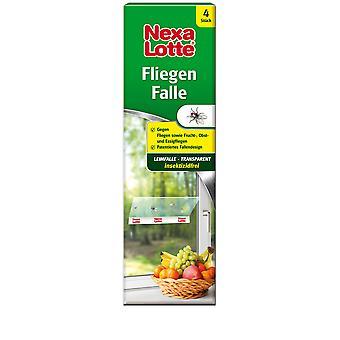 NEXA LOTTE® Fly Trap, 4 pieces