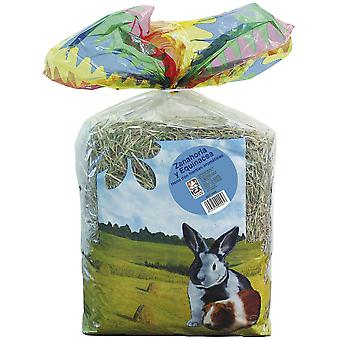 Ica Hay with Carrot / Echinacea 500G (Small pets , Hay)