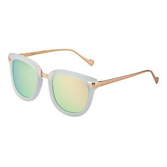 بيرثا أريانا النظارات الشمسية المستقطبة - النعناع / الذهب الأخضر