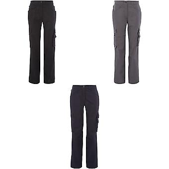 Alexandra Womens/Ladies Tungsten Service Trousers