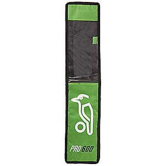 Kookaburra Pro 600 Cricket Bat Cover Protector Black/Green