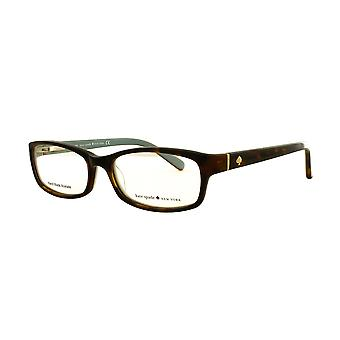 Kate Spade Narcisa W71 Havana-Blue Glasses