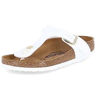 Birkenstock Gizeh 1005299weissgizeh yleinen kesä naisten kengät