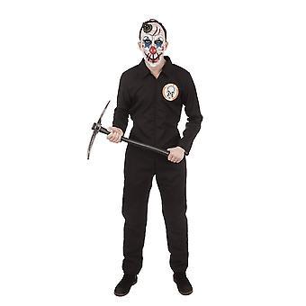 Bristol Neuheit Mens Frightfest Controller Halloween Kostüm