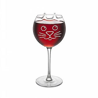 Bigmouth the purrfect wine glass