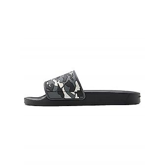 Android Homme  Android Homme Black & Grey Rubber Slider