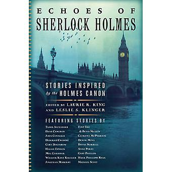Echoes of Sherlock Holmes - Stories Inspired by the Holmes Canon by La
