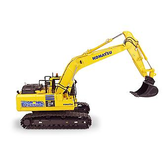 Komatsu HB215 LC3 Hybrid Excavator in Yellow (1:50 scale by Universal Hobbies J8135)