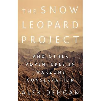 The Snow Leopard Project by Alex Deghan
