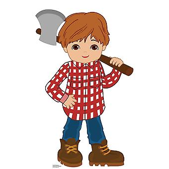 Woodcutter from Little Red Riding Hood Fairy Tales Cardboard Cutout / Standee