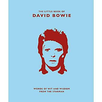 The Little Book of David Bowie - Words of wit and wisdom from the Star