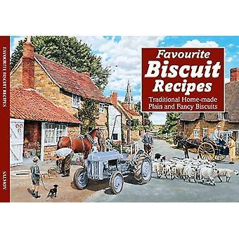 Salmon Favourite Biscuit Recipes by Dorrigo - 9781906473815 Book