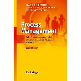 Process Management - Why Project Management Fails in Complex Decision