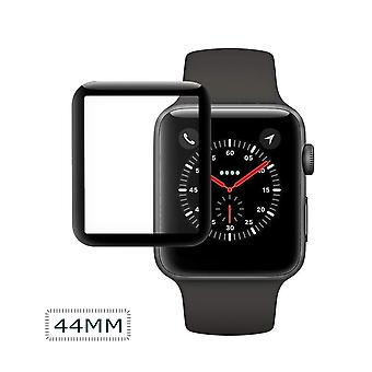 Apple iWatch Screen Protector 44mm-Full cover-black