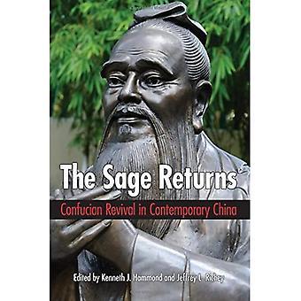 Mędrca zwraca: Confucian ożywienie współczesne Chiny (seria SUNY w chińskiej filozofii i kultury)