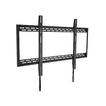 Stable Series Fixed TV Wall Mount Bracket for TVs 152cm to 254cm  Max Weight 99kgs. VESA Patterns Up to 900x600 Works with Concrete & Brick UL Certified by Monoprice