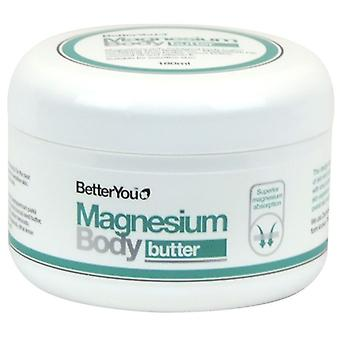 BetterYou Magnesium Body Butter 180ml