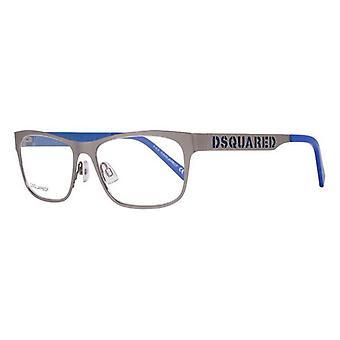 Menns Briller ramme Dsquared2 DQ5097-015-54 Sølv (Ø 54 mm) (ø 54 mm)