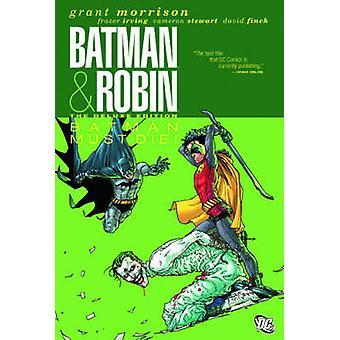 Batman  Robin Volume 3 by Grant Morrison