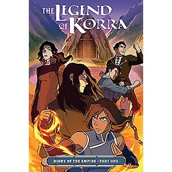 Legend Of Korra - The - Ruins Of The Empire Part One by Michael Dante